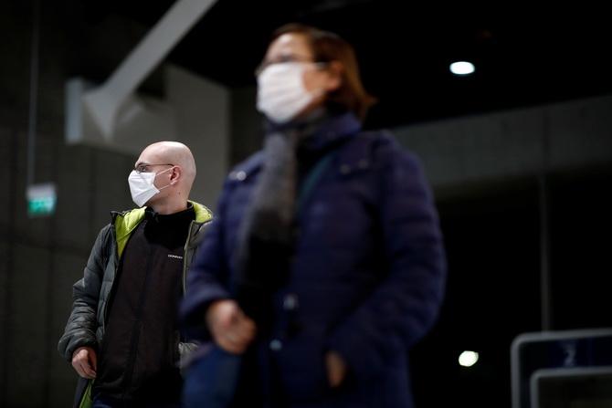 ฝรั่งเศสพบผู้ติดเชื้อไวรัสโคโรนาคนที่5,แคนาดารอจีนอนุญาตส่งเครื่องบินรับพลเมืองจากอู่ฮั่น