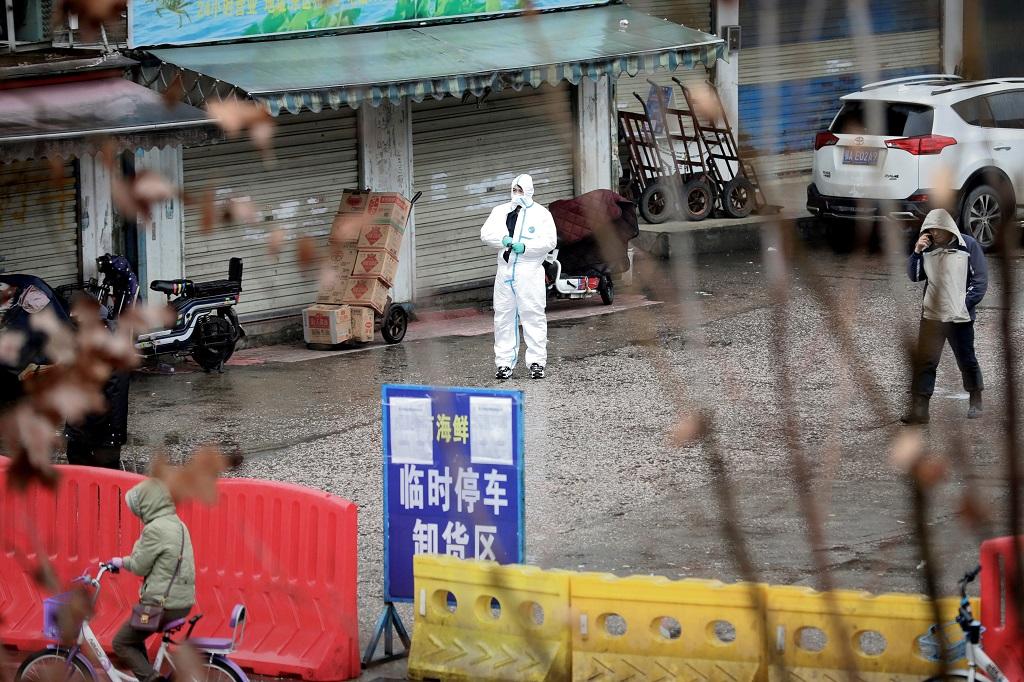 """ผู้เชี่ยวชาญจีนระบุ """"ตลาดอาหารทะเลอู่ฮั่น"""" ไม่ใช่ต้นกำเนิดไวรัสโคโรนาเพียงที่เดียว"""