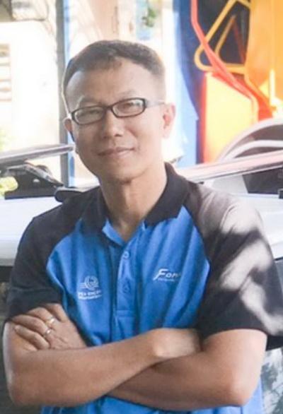 นายทิตติ ตระกูลสินทอง ผู้จัดการหน่วยธุรกิจยานยนต์ไฟฟ้า บริษัท พีอีเอ เอ็นคอม อินเตอร์เนชั่นแนล จำกัด ผู้จัดจำหน่ายรถยนต์ FOMM One