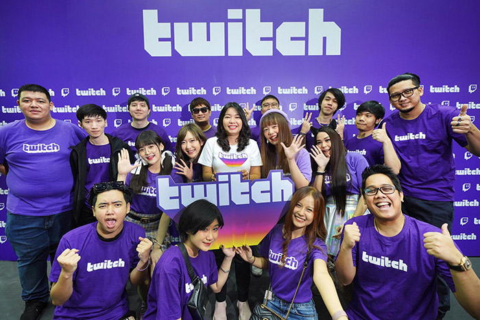 """Twitch"" ขนสตรีมเมอร์ชื่อดังเล่นเกมสดๆ ในงาน Thailand Game Expo by AIS eSport 2020"
