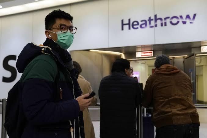 อังกฤษพบผู้ติดเชื้อไวรัสโคโรนา 2 รายแรก