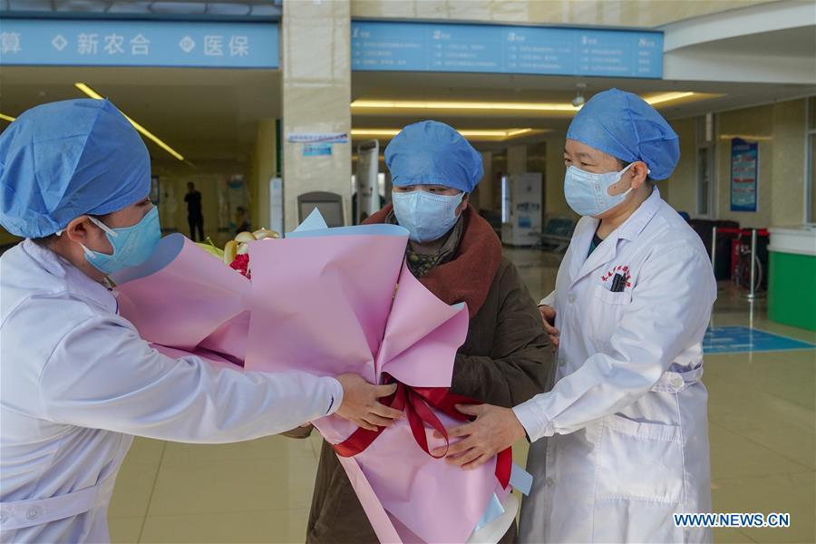 """จีนเผยผู้ป่วย """"ไวรัสโคโรนา"""" หายดีได้ออกจาก รพ. แล้ว 243 ราย"""