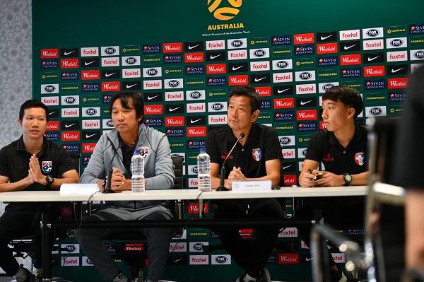 """FIFA-AFC"" เปลี่ยนตารางการฟาดแข้งบอลหญิงคัดโอลิมปิก ที่ออสเตรเลีย"