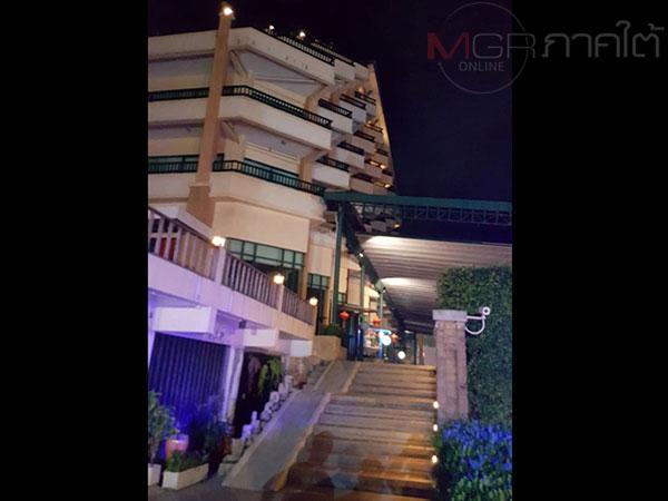 เหลือเชื่อ! นักท่องเที่ยวตกจากชั้น 4 โรงแรม โชคดีตกบนกันสาดชั้น 2 รอดตายปาฏิหาริย์