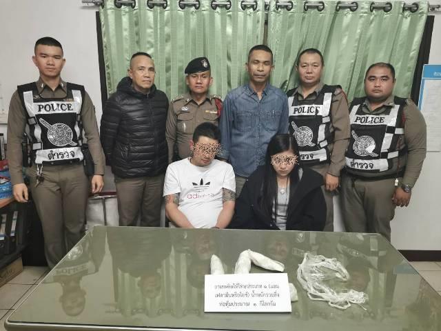 อึ๋มผิดปกติ..สกัดจับสาวพม่าหนุ่มไทย มัดไอซ์ติดยกทรงข้ามฝั่งท่าขี้เหล็กเข้าแม่สาย