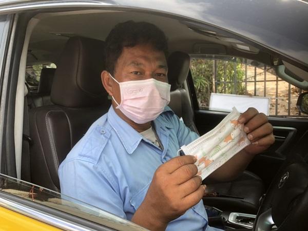 """6 ขั้นตอน ลดเสี่ยงเชื้อไวรัสโคโรนาสายพันธุ์ใหม่บน """"แท็กซี่-รถสาธารณะ"""""""