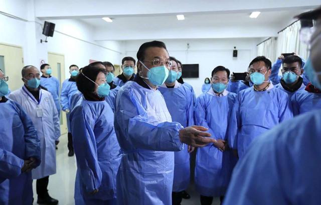 จีนเผยยอดผู้ติดเชื้อ 'ไวรัสโคโรนา' รวม 17,205 ราย ดับแล้ว 361 ราย