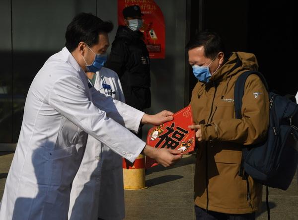ผู้ติดเชื้อไวรัสโคโรนาในจีนออกจากโรงพยาบาลแล้ว 475 ราย