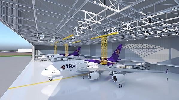 """การบินไทย คาดพ.ค. นี้ได้ผู้ร่วมทุน """"MRO อู่ตะเภา"""""""