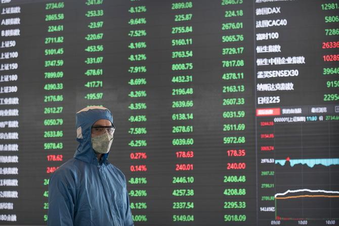 โคโรนาทุบหุ้นจีนร่วงเฉียด$4แสนล้าน ปักกิ่งจวกมะกันสร้างความหวาดกลัว