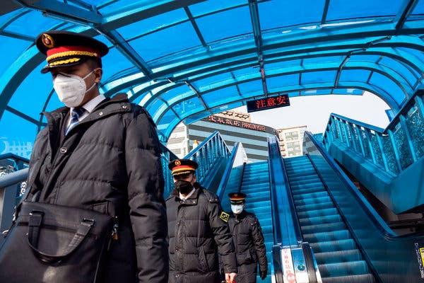 จีนเผยยอดผู้ติดเชื้อ 'ไวรัสโคโรนา' รวม 20,438 ราย ดับแล้ว 425 ราย