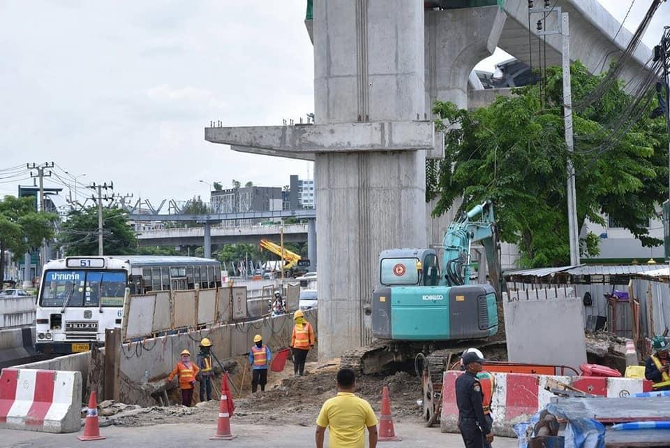 """""""อัศวิน"""" สั่งหยุดก่อสร้างรถไฟฟ้า-ตึกสูง 4-6 ก.พ.นี้ หวังลดฝุ่นพิษ PM 2.5"""