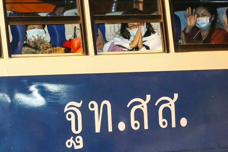 พบ 3 คนไทยกลับจากอู่ฮั่นปอดผิดปกติ ส่วนที่เหลือมีจิตแพทย์ดูแลคาดปล่อยกลับบ้าน 19 ก.พ.นี้