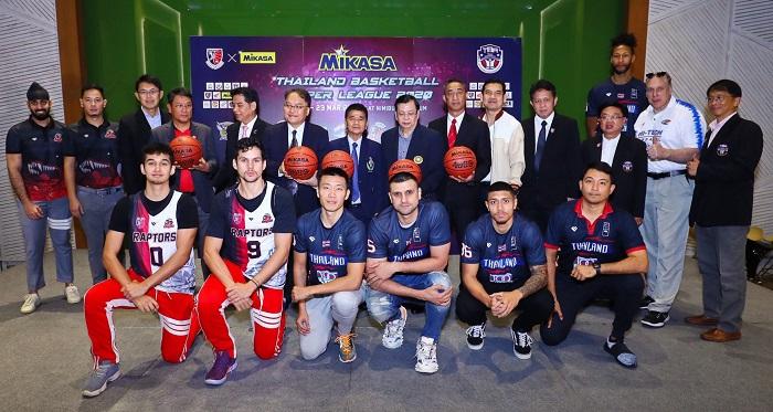 10 ทีม 8 ชาติ เปิดฉากยัดห่วง TBSL หวังจับมือพัฒนาบาสอาเซียน