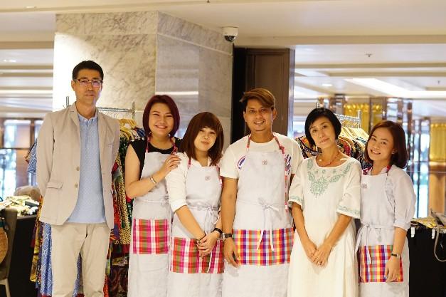"""โรงแรมแบงค็อก แมริออท มาร์คีส์ ควีนส์ปาร์ค เชิญชวนแขกทุกท่านร่วมงาน """"มาร์คีส์ อาร์ต แอนด์ คราฟต์"""" นำเสนองานฝีมือศิลปะไทย และสินค้าออร์แกนิค"""