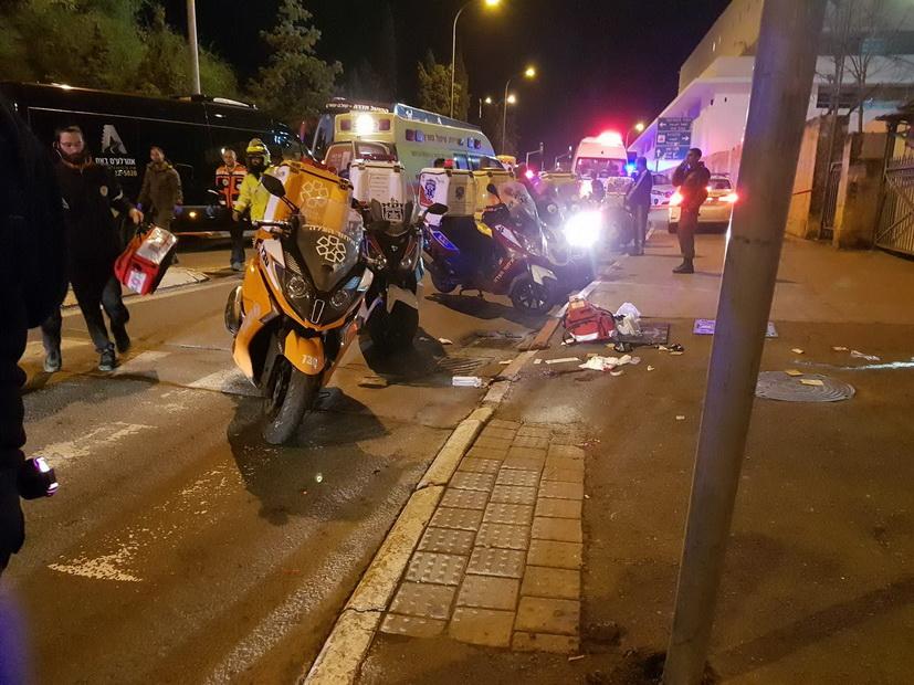 คนร้ายขับรถพุ่งชนทหารอิสราเอลใน 'เยรูซาเลม' บาดเจ็บ 14 คน