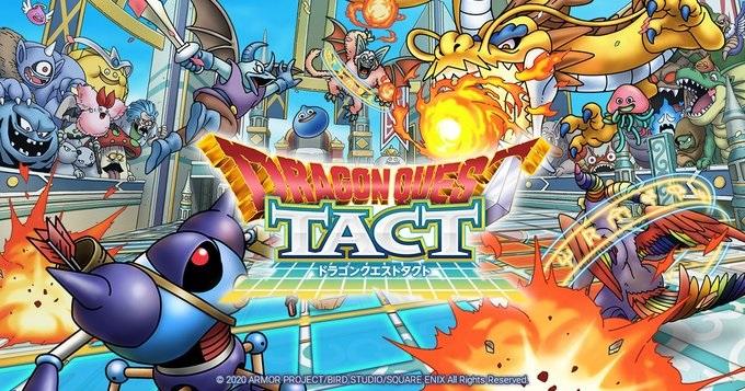 """เปิดตัว """"Dragon Quest Tact"""" แนววางแผนลงสมาร์ตโฟน"""