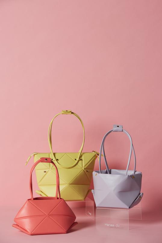 Hanaa-Fu กระเป๋าพับได้สไตล์ญี่ปุ่น ออริกามิ Aries Basic สีใหม่ปังกว่าเดิม