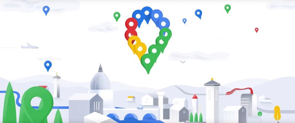 Google Maps ฉลอง 15 ขวบ จากนี้ขอเป็นมากกว่าแผนที่นำทาง