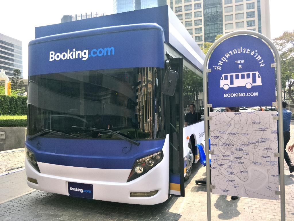 Bangkok Booking Bus เปิดให้เข้าพักคืนเดัยวเท่านั้น