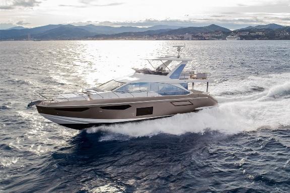 อะซิมุท ยอชท์ กระตุ้นต่อมเศรษฐีไทย เปิดตัวเรือใหม่ 'Flybridge 60' ในงาน Thailand Yacht Show 2020 ที่ภูเก็ต