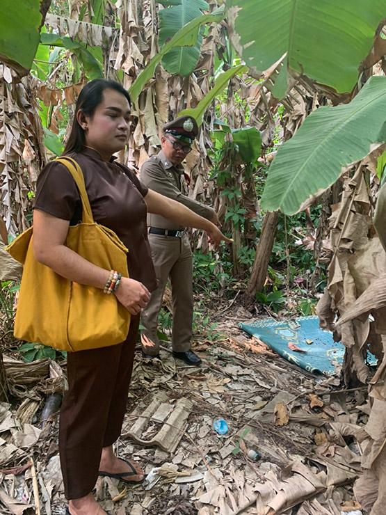 ปรับ 1,000 บาทคดีสาวประเภท 2 ทำอนาจารในป่ากล้วย