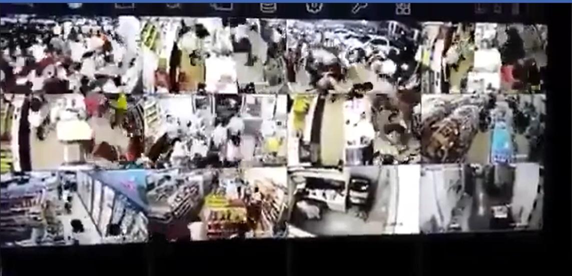 เผยคลิปวินาที! ผู้บริสุทธิ์วิ่งหนีกระสุน จากเหตุกราดยิงภายในศูนย์การค้า เทอร์มินอล 21 โคราช