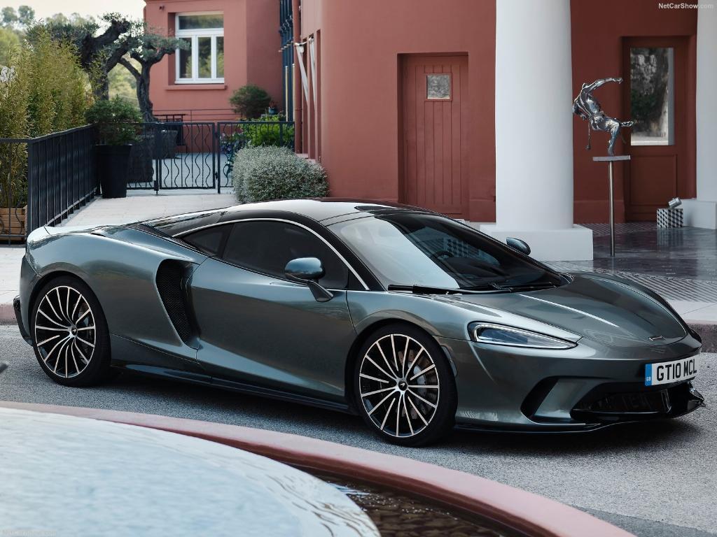 McLaren GT ความเร้าใจที่จะเริ่มส่งมอบให้กับลูกค้าได้ในปีนี้พร้อมเครื่องยนต์วี8 4,000 ซีซี เทอร์โบคู่ 620 แรงม้า