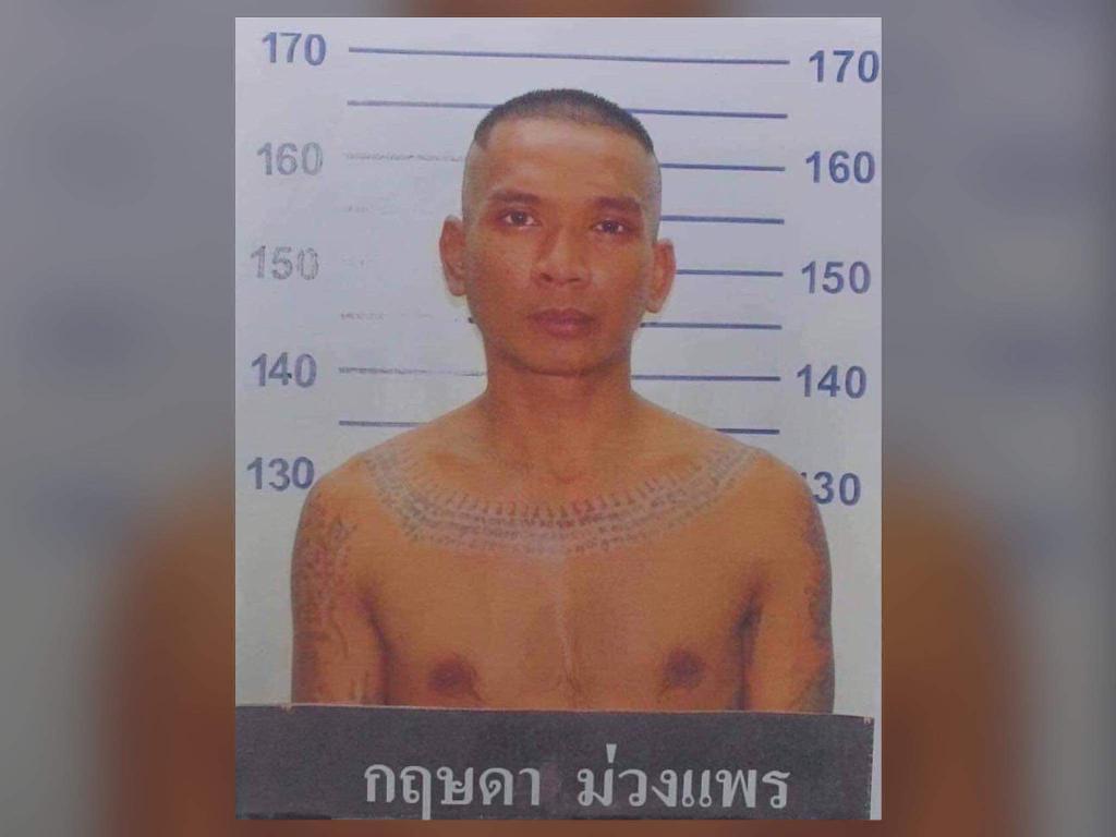 นักโทษคดีลักทรัพย์แหกคุกคลองเปรม เผยสิ้น ก.พ.พ้นโทษแล้ว