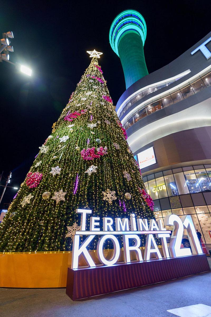 ภาพจากเพจ Terminal21 Korat Shopping Mall
