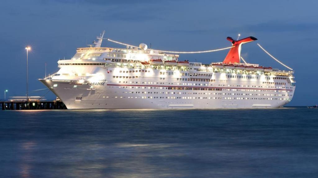 เรือสำราญของ Carnival Corporation & Plc. (ภาพ es.travel2latam.com)