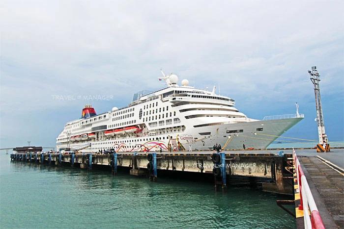 ไทยตั้งเป้าภายในปี 2570 จะเป็นศูนย์กลางการท่องเที่ยวโดยเรือสำราญของเอเชียตะวันออกเฉียงใต้