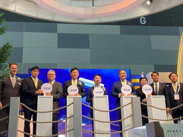 """""""กุลิศ"""" ย้ำบทบาทไทยพร้อมเป็นฮับ LNG และไฟฟ้าในภูมิภาค"""