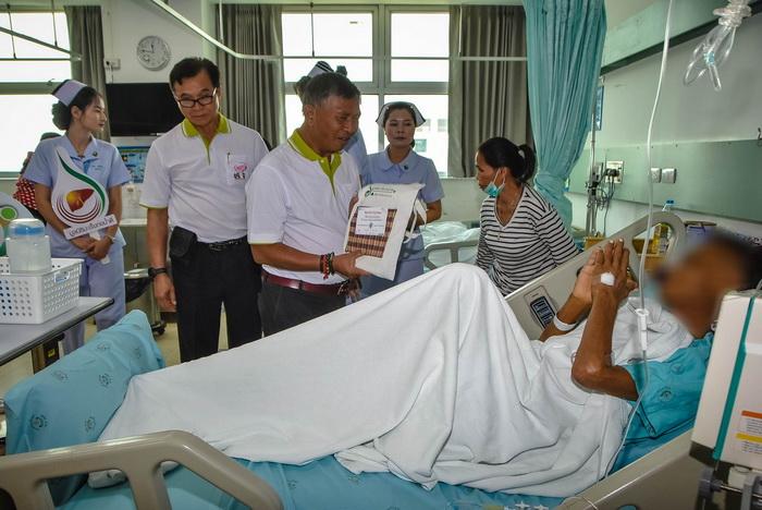 """ระวัง!มฤตยูเงียบ""""มะเร็งท่อน้ำดี""""คร่าชีวิตคนไทยปีละกว่า2หมื่นคน"""