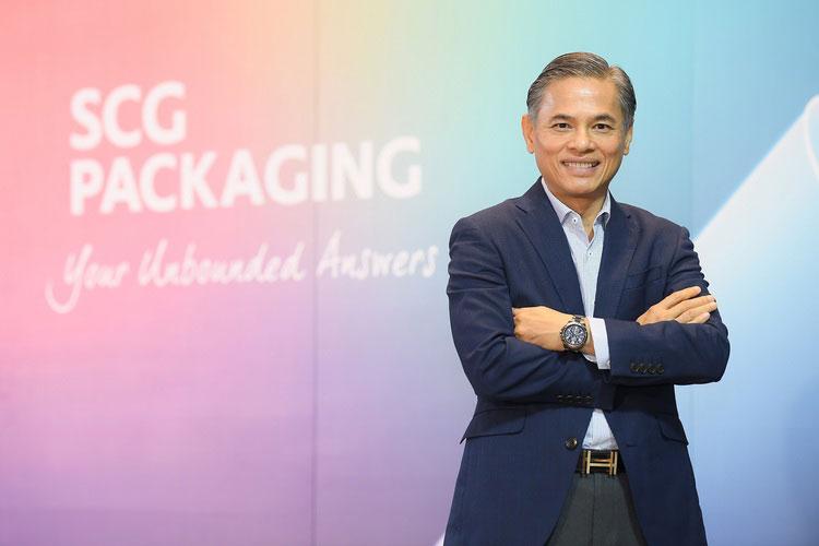 SCGP ชูโมเดล Packaging Solutions สร้างความแตกต่าง ลุยขยายกำลังผลิตในอาเซียน