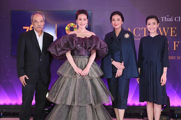 """""""แพท สุธาสินี"""" มอบความสุขแห่ง """"การให้"""" กับโชว์ครั้งยิ่งใหญ่ในคอนเสิร์ตการกุศล Raks Thai Charity Concert ระดมทุนช่วยเหลือเด็กด้อยโอกาสทั่วประเทศ"""