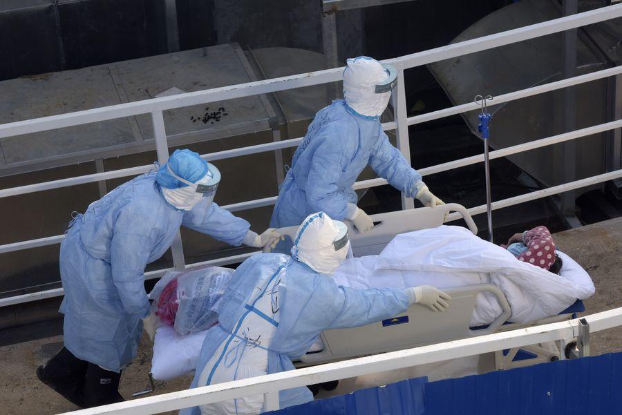 """ยอดผู้ติดเชื้อ """"ไวรัสโควิค-19"""" ทั่วโลกพุ่งเกินครึ่งแสน เสียชีวิต 1,369 ราย"""