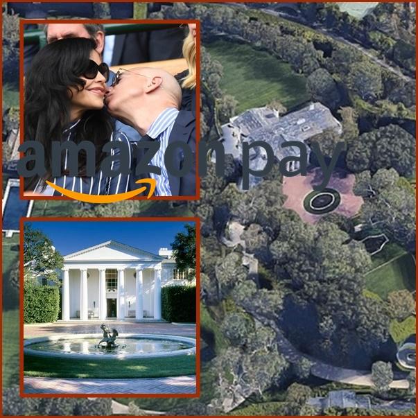 """In Clip: """"เจฟฟ์ เบโซส"""" เจ้าของ """"แอมะซอน"""" ซื้อคฤหาสถ์สุดหรูในเบเวอร์ลี ฮิลล์สเบาะๆแค่ 165 ล้านดอลลาร์"""
