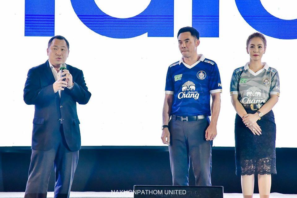 ไฮเออร์ไทย เป็นสปอนเซอร์ สโมสรฟุตบอล นครปฐมยูไนเต็ด สู้ศึกไทยลีก 2020