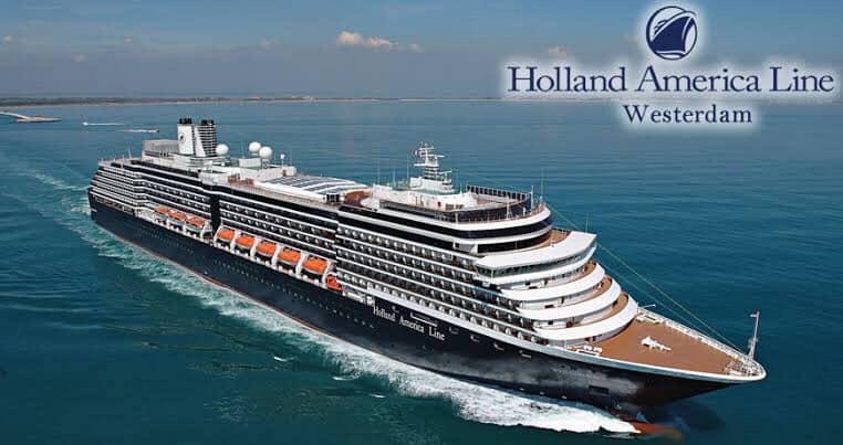 """สธ.เตรียมจัดคนคัดกรองผู้โดยสาร """"เรือเวสเตอร์ดัม"""" หากมีแผนเข้าไทย หรือมาเปลี่ยนเครื่อง"""