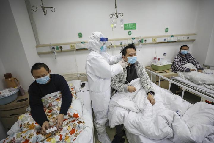 จีนปลดผู้นำหูเป่ย-อู่ฮั่นเซ่นไวรัส เวียดนามกัก10,000คนหลังพบผู้ป่วย
