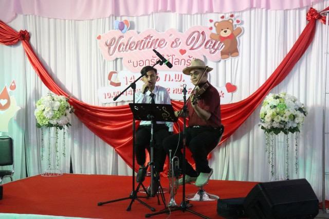 """กรุงเก่าจัด """" Valentine's Day ชวนคู่รักมาบอกรักให้โลกรู้ """""""