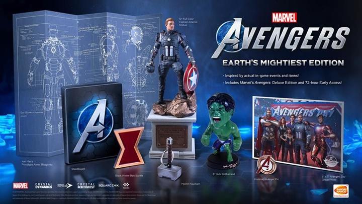 """รวมพล! เกมฮีโร่ """"Marvel's Avengers"""" เปิดจองล่วงหน้าวันนี้"""