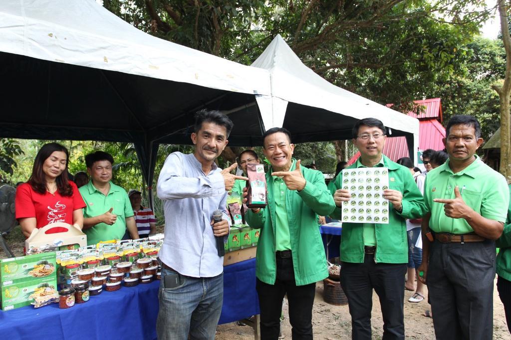 ธ.ก.ส. ชูธุรกิจชุมชนสร้างไทย พัฒนาเศรษฐกิจฐานราก