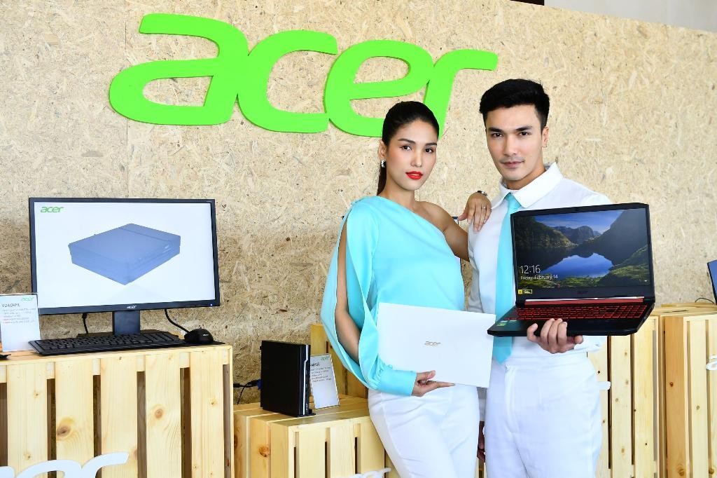 Acer เป็นแบรนด์ดั้งเดิมที่เน้นกลุ่มผู้นิยมเครื่องบางเบาทำงานได้หลากหลาย ขณะที่ Predator เป็นแบรนด์เน้นตอบโจทย์เกมเมอร์
