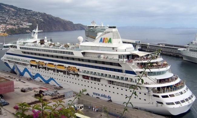 ภาพเรือไอด้าวีต้าจากเว็บไซต์ Cruisemapper.com.