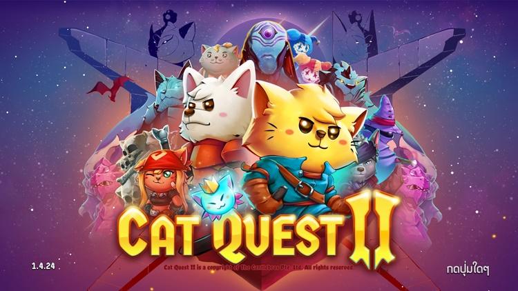 Review: Cat Quest 2 แก๊งขนฟู กู้บัลลังก์
