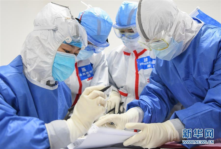 ยอดผู้ติดเชื้อไวรัสโควิด-19 พุ่ง 66,576 ราย ดับ 1,524 ราย หายดี 8,101 ราย