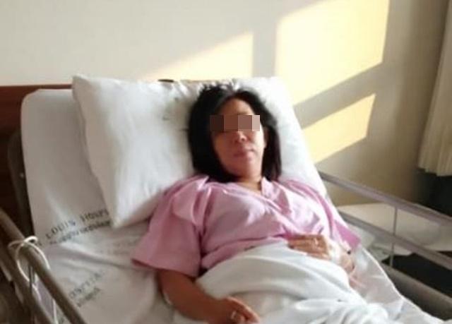 สาวเคราะห์ร้าย ถูก จยย. ฝ่าไฟแดงชน นอนรักษาตัวเกือบสัปดาห์ ซ้ำ กล้องวงจรปิดเสีย หาหลักฐานไม่ได้