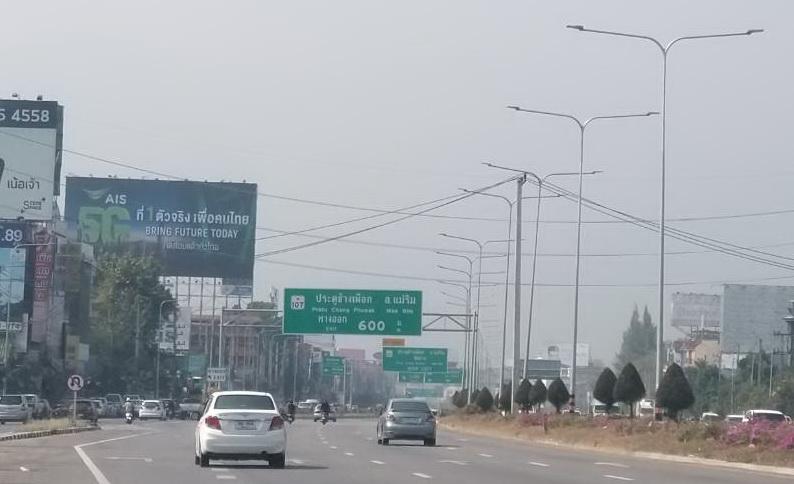 PM 2.5 เชียงใหม่ทะลุเกณฑ์ฝุ่นควันหนาทึบ เหม็นไหม้ ค่ามลพิษพุ่งติดอันดับโลก-เตือนงดออกกลางแจ้ง